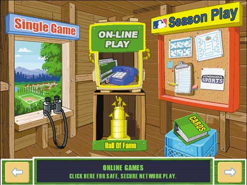 Great Season Play, Online Play, Cards Or Visit The Hall Of Fame. They Can Also  Determine The Level Of Difficulty (easy, Medium And Hard), The Amount Of  Innings, ...