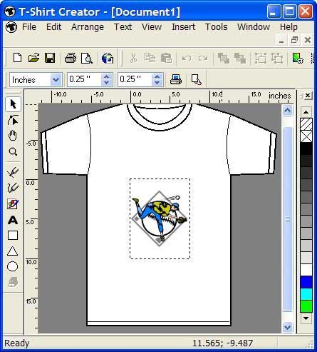 T shirt designs 2012 tshirt maker for Custom t shirt software