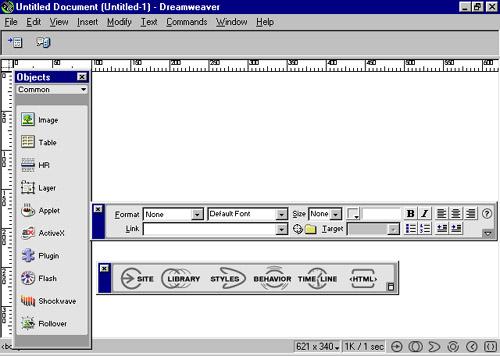 Dreamweaver 2 0